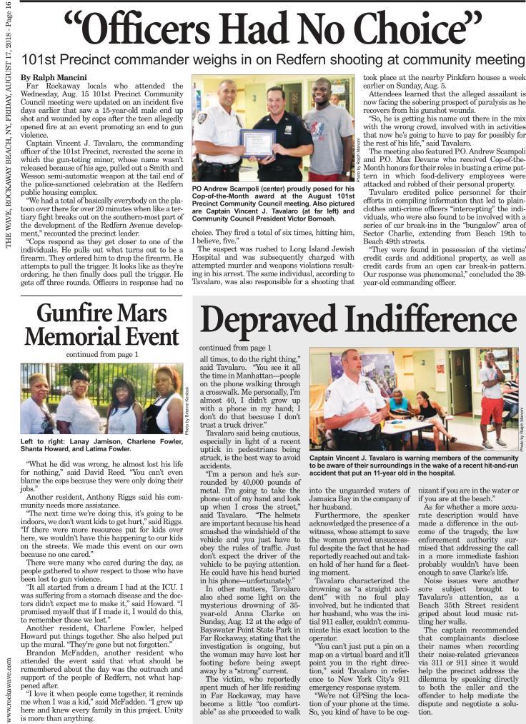 Gunfire Mars Memorial Event II